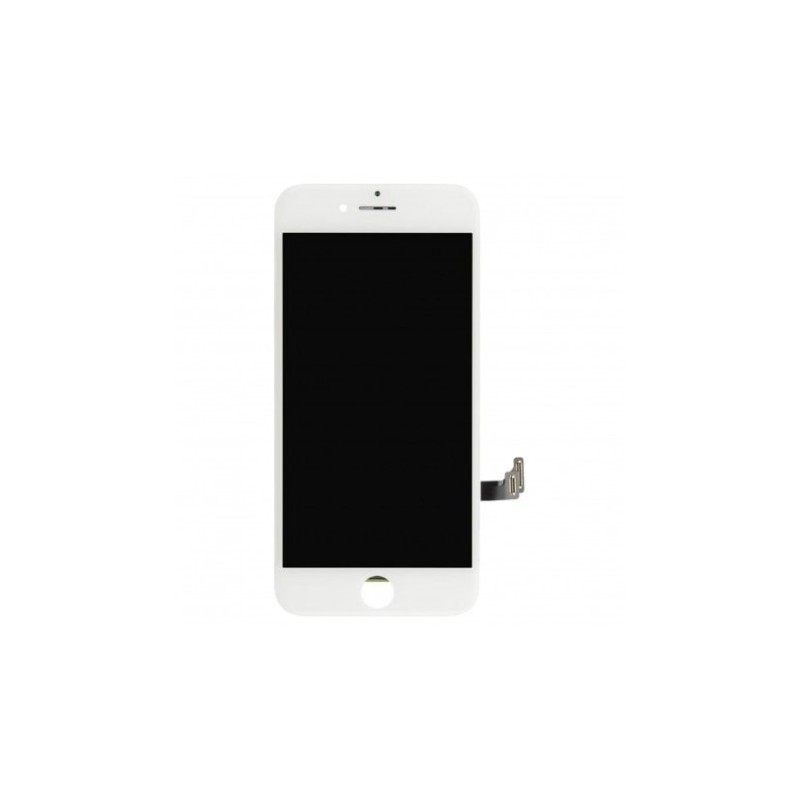 APPLE DISPLAY IPHONE 7 White con touch+frame