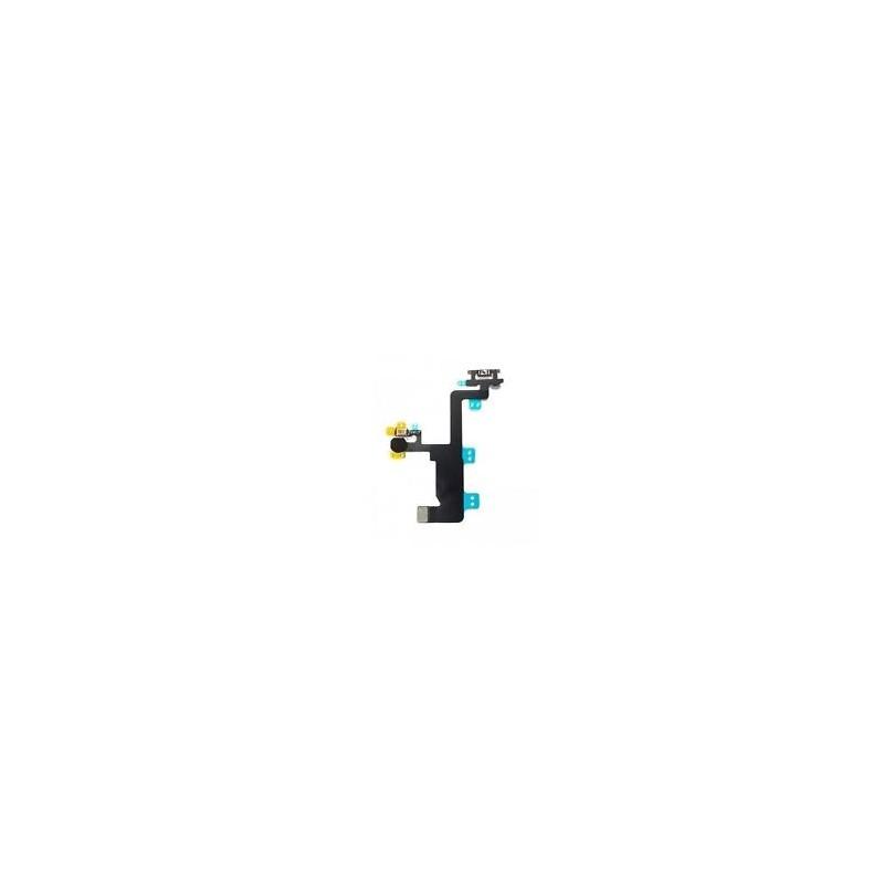 APPLE FLAT Power IPHONE 6 (Power + LED + Microfono)