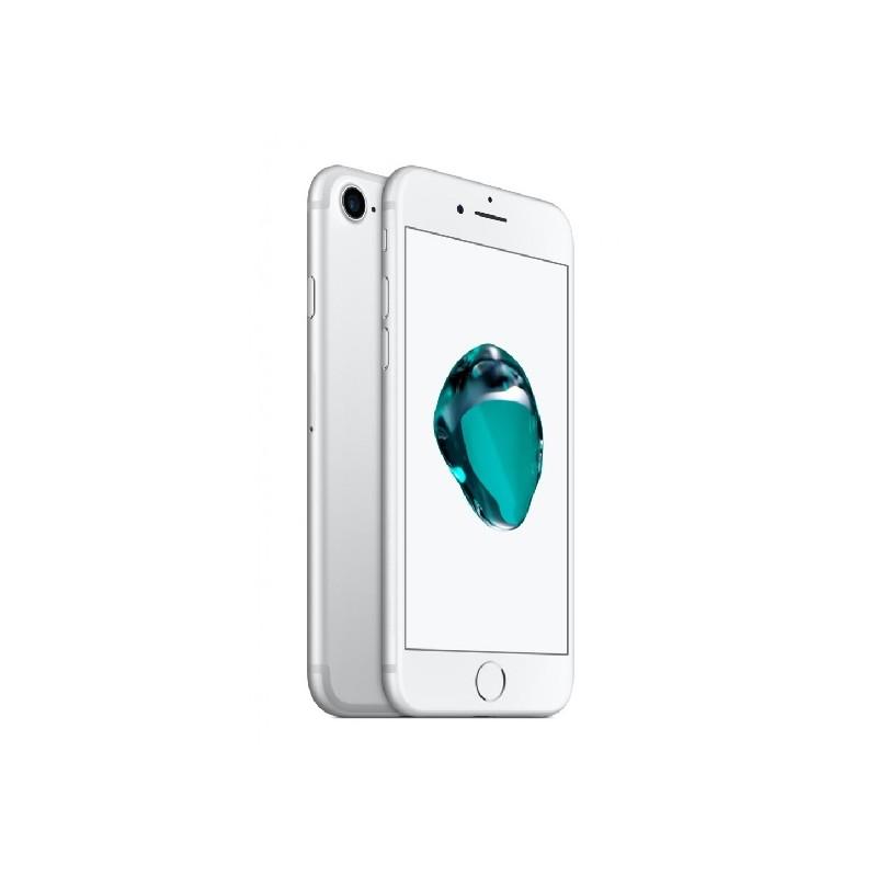 APPLE IPHONE 7 32GB Silver  Ricondizionato Grado A+ Con Scatola (Cuffie Jack 3,5)