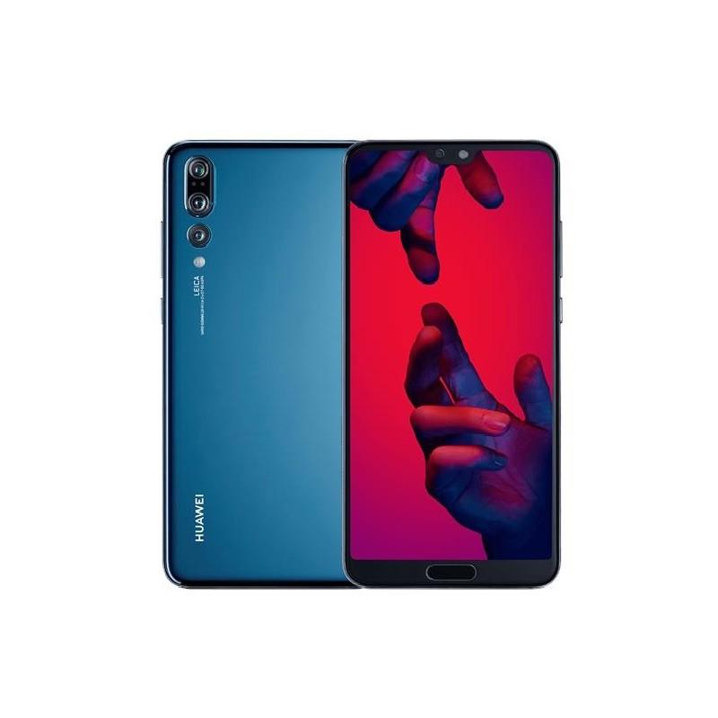 HUAWEI P20 PRO BLUE TELEFONO FINTO PER ESPOSIZIONI VETRINE