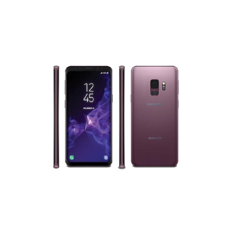 SAMSUNG S9+ PURPLE TELEFONO FINTO PER ESPOSIZIONI VETRINE