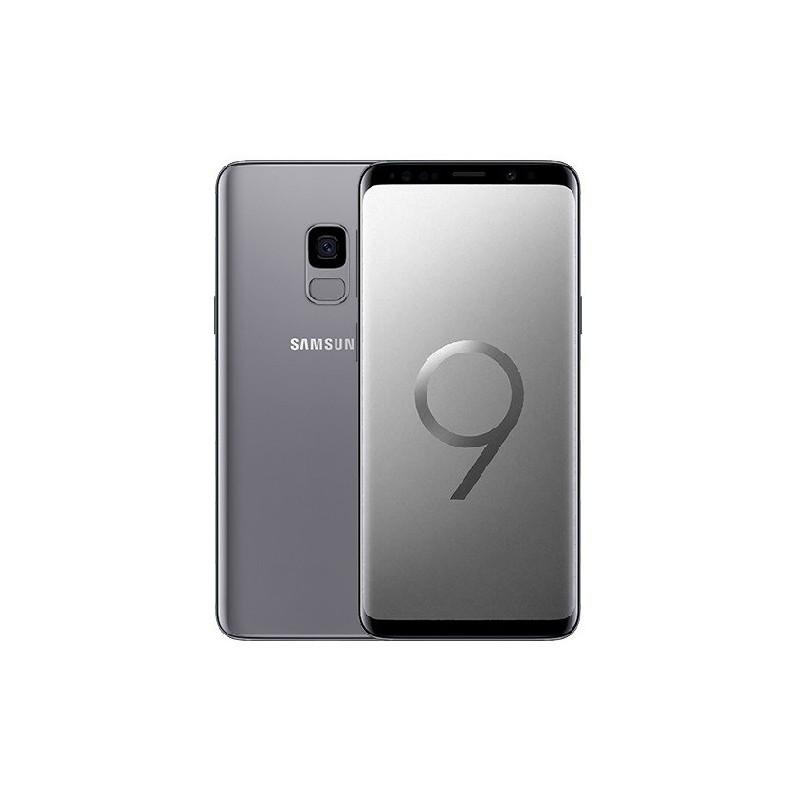 SAMSUNG S9+ SILVER TELEFONO FINTO PER ESPOSIZIONI VETRINE