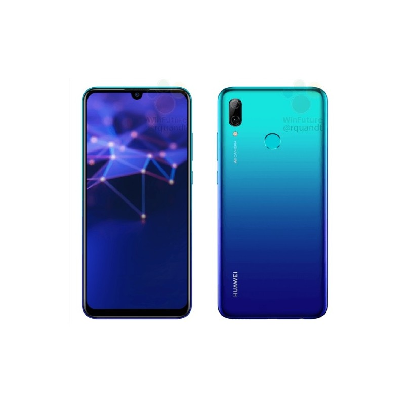 HUAWEI P Smart 2019 TIM Blue DualSim
