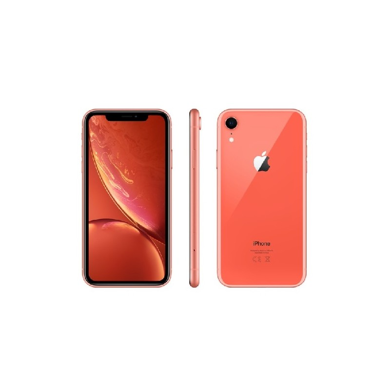 APPLE IPHONE XR 64GB TIM Coral no rateizzo