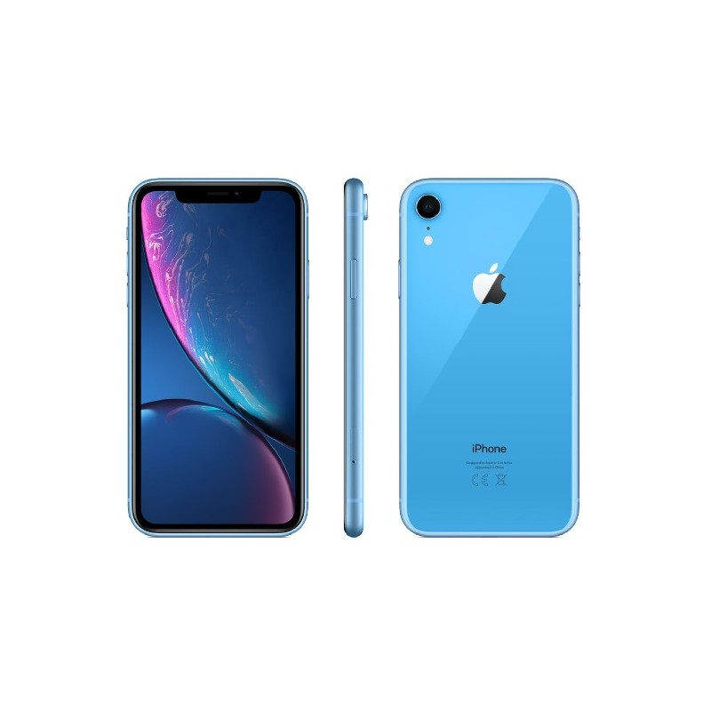 APPLE IPHONE XR 64GB TIM Blue no rateizzo