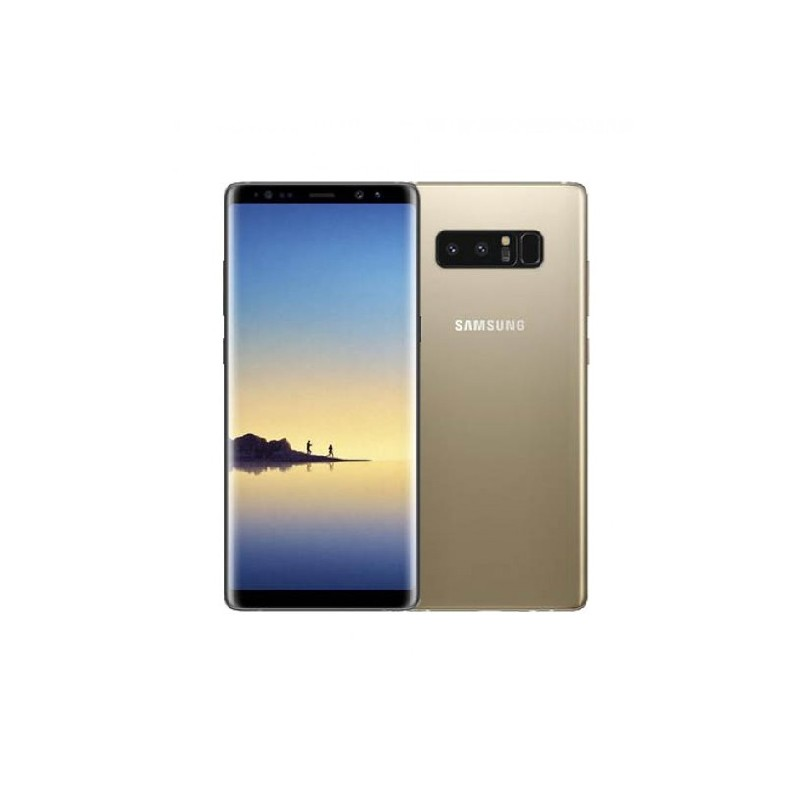 SAMSUNG NOTE 8 TIM 6.3\'\' 64GB RAM 6GB Android 7.1 Gold