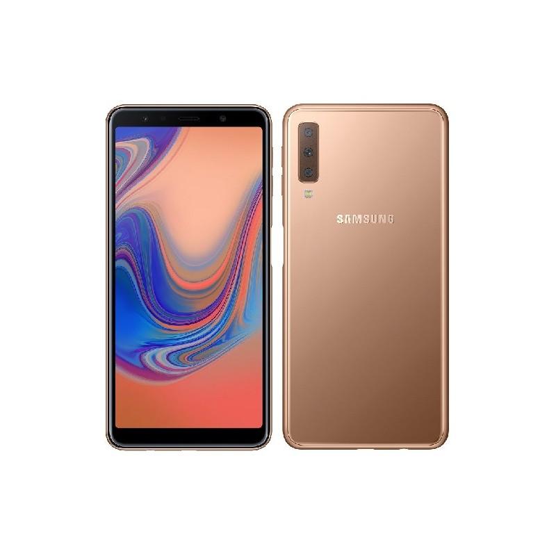 SAMSUNG A7 2018 EUROPA DualSim Gold