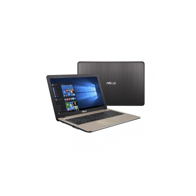 ASUS X540MA-GQ024T 15.6 Intel Celeron N4000, 1.6 GHz, 500GB HDD, 4GB RAM, Intel HD Graphics, Windows 10 Home