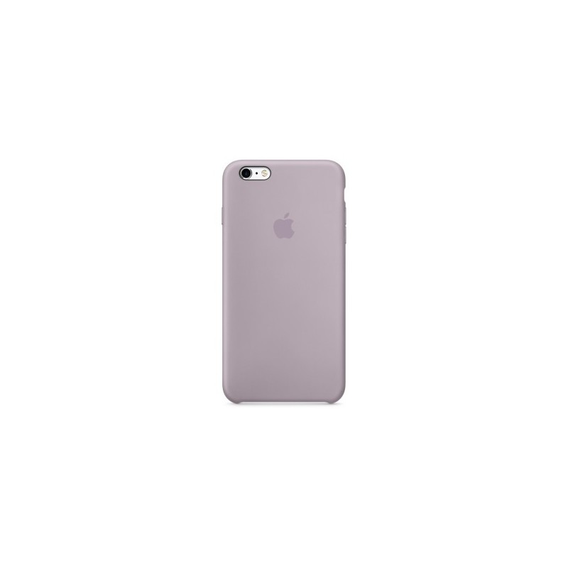 APPLE Cover in Silicone per iPhone 6s Plus Lavanda