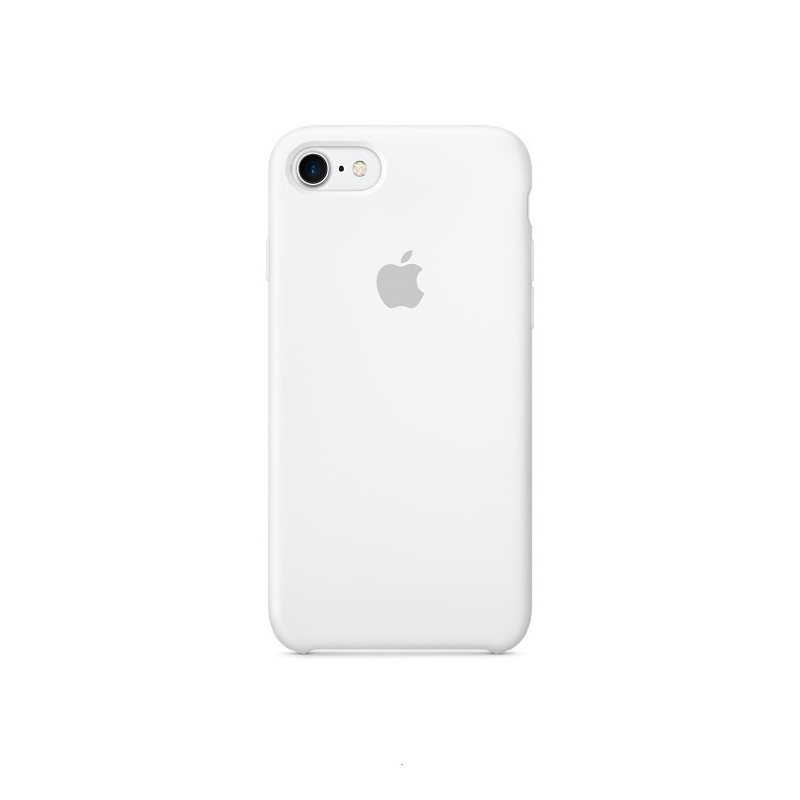 APPLE Cover in Silicone per iPhone 7 / iPhone 8 Bianco