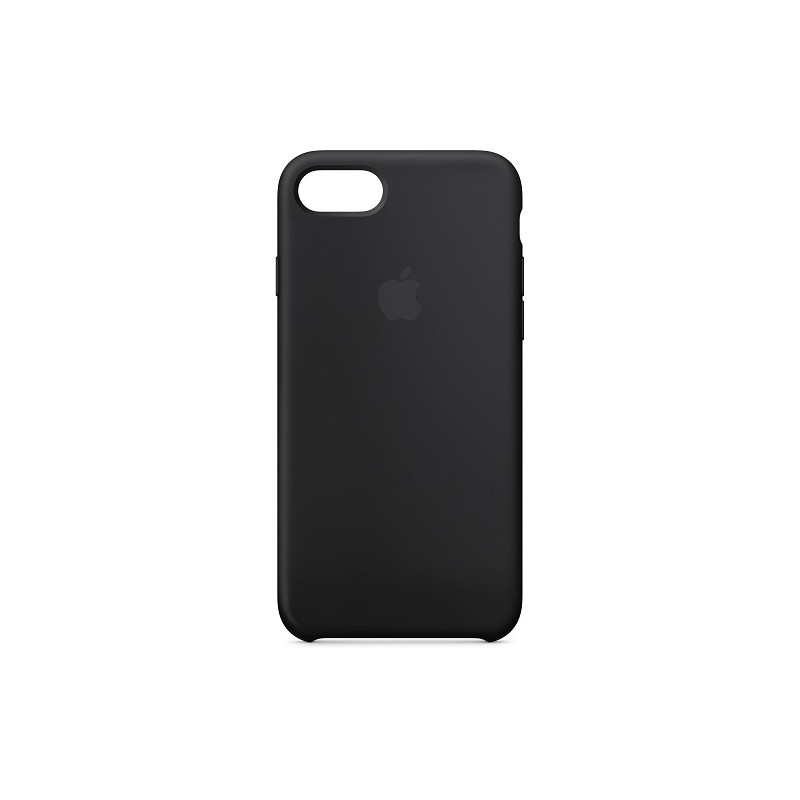 APPLE Cover in Silicone per iPhone 7 / iPhone 8 Nero