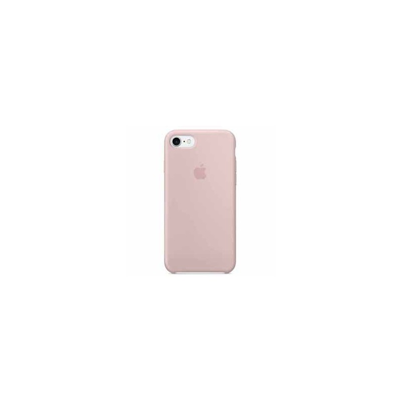 APPLE Cover in Silicone per iPhone 7 / iPhone 8 Rosa Sabbia