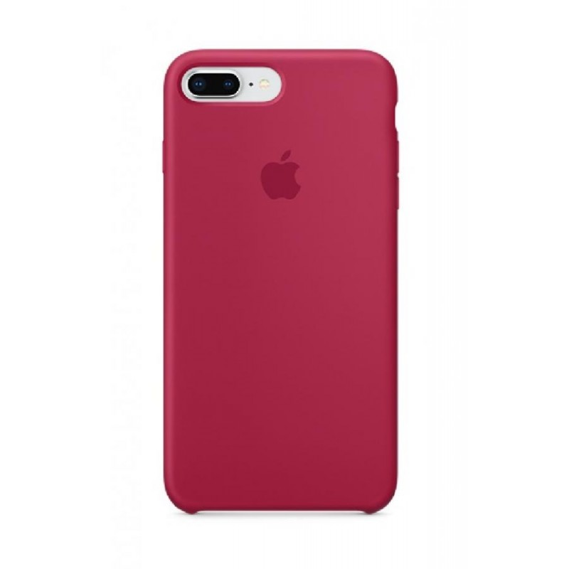 APPLE Cover in Silicone per iPhone 7 Plus  / 8 Plus Porpora