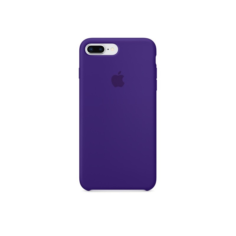 APPLE Cover in Silicone per iPhone 7 Plus  / 8 Plus Viola
