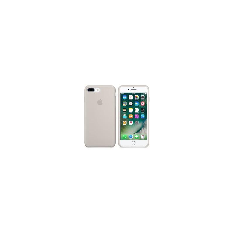 APPLE Cover in Silicone per iPhone 7 Plus / 8 Plus Beige