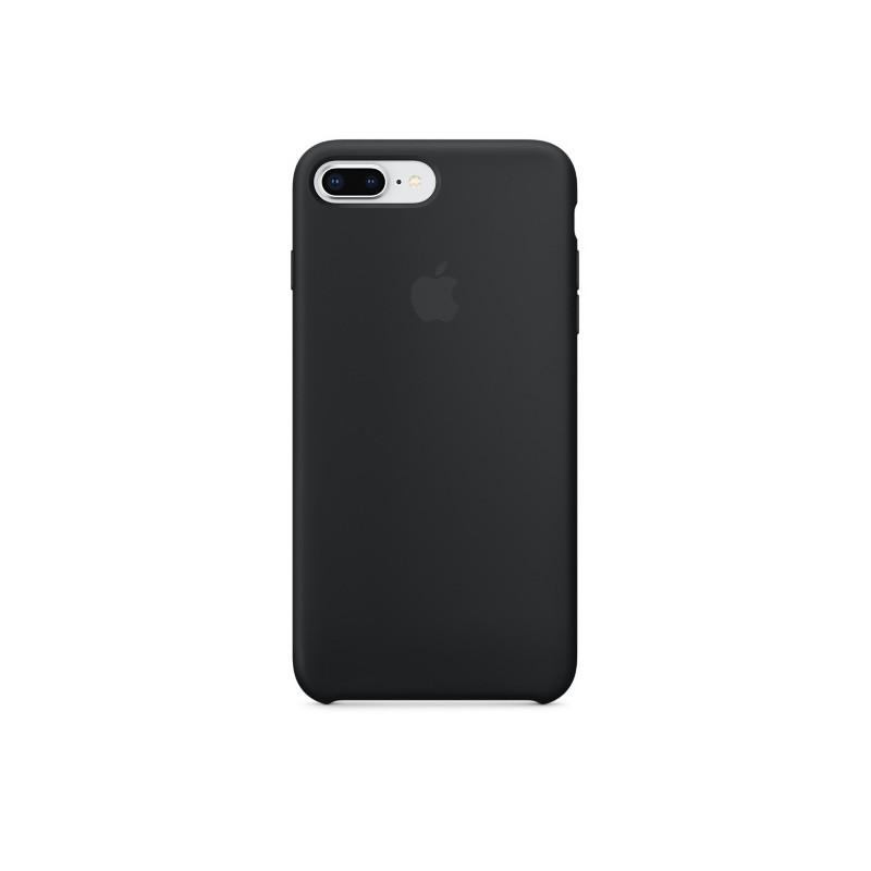 APPLE Cover in Silicone per iPhone 7 Plus / 8 Plus Nero