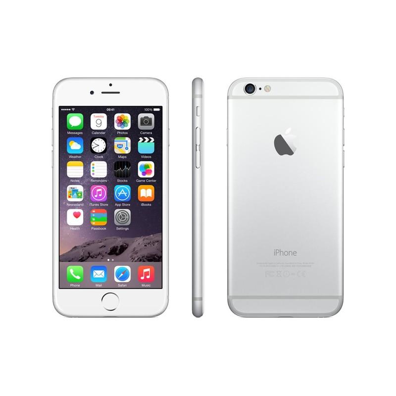 APPLE IPHONE 6 64GB Silver Ricondizionato Grado A+ Solo Telefono