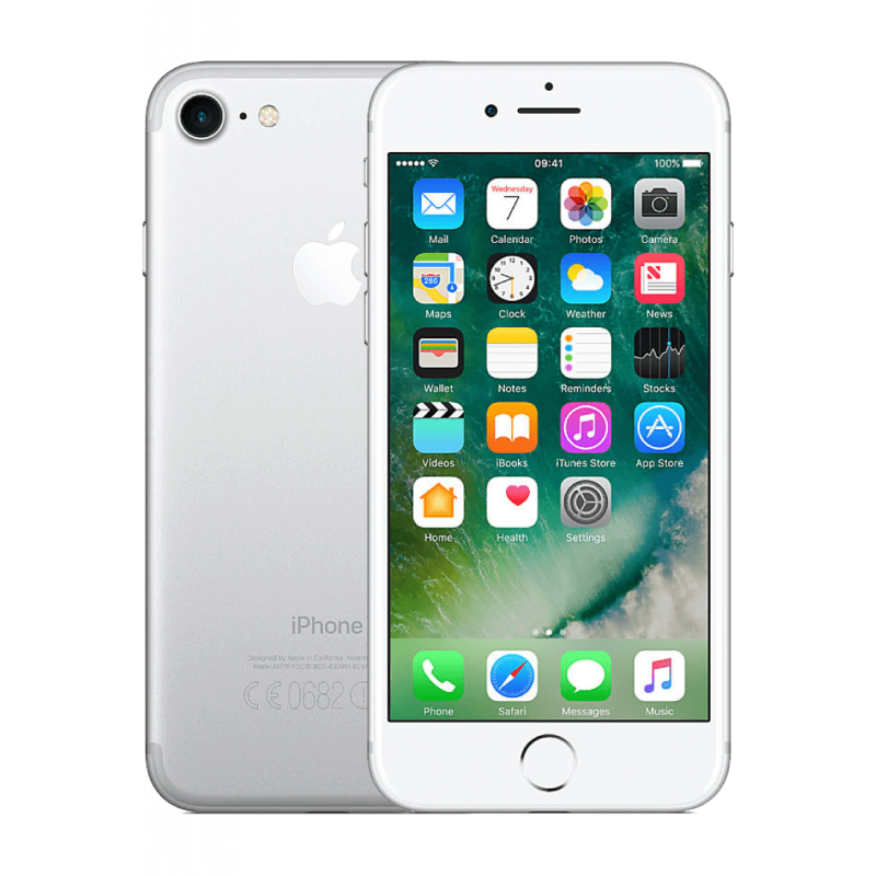 APPLE IPHONE 7 256GB EU CPO SILVER
