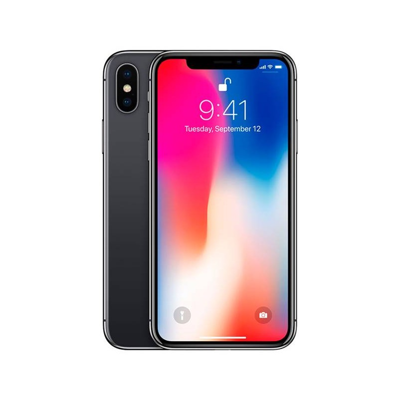APPLE IPHONE X 64GB EU BLACK