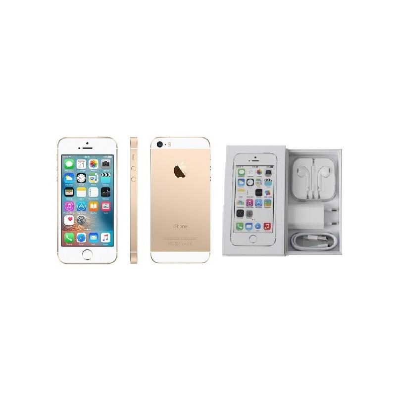 APPLE IPHONE 5S 16GB Gold Ricondizionato Grado A+ Con Scatola