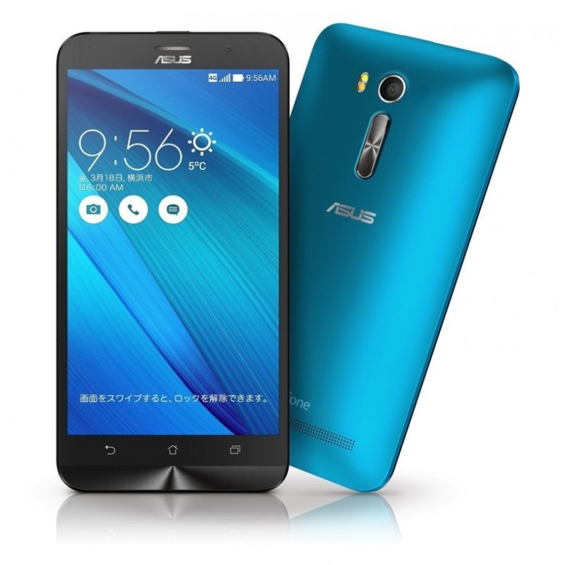 ASUS ZENFONE GO 5,5 32GB IT BLUE DUALSIM ZB551KL