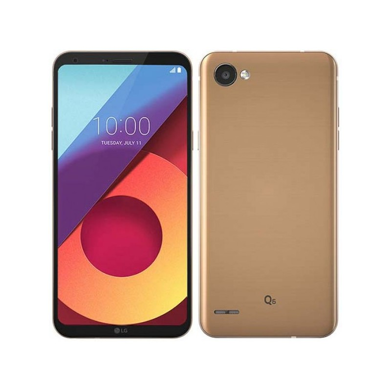 LG Q6 4G DISPLAY 5.5'' RAM 3GB 32GB TIM GOLD