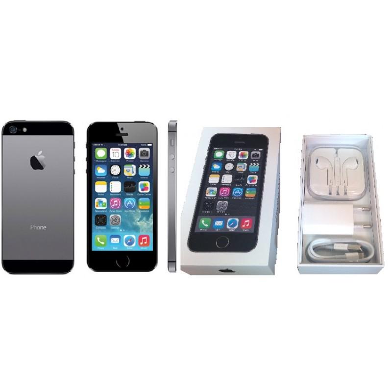 APPLE IPHONE 5S 32GB Grey Ricondizionato Grado A+ Con Scatola