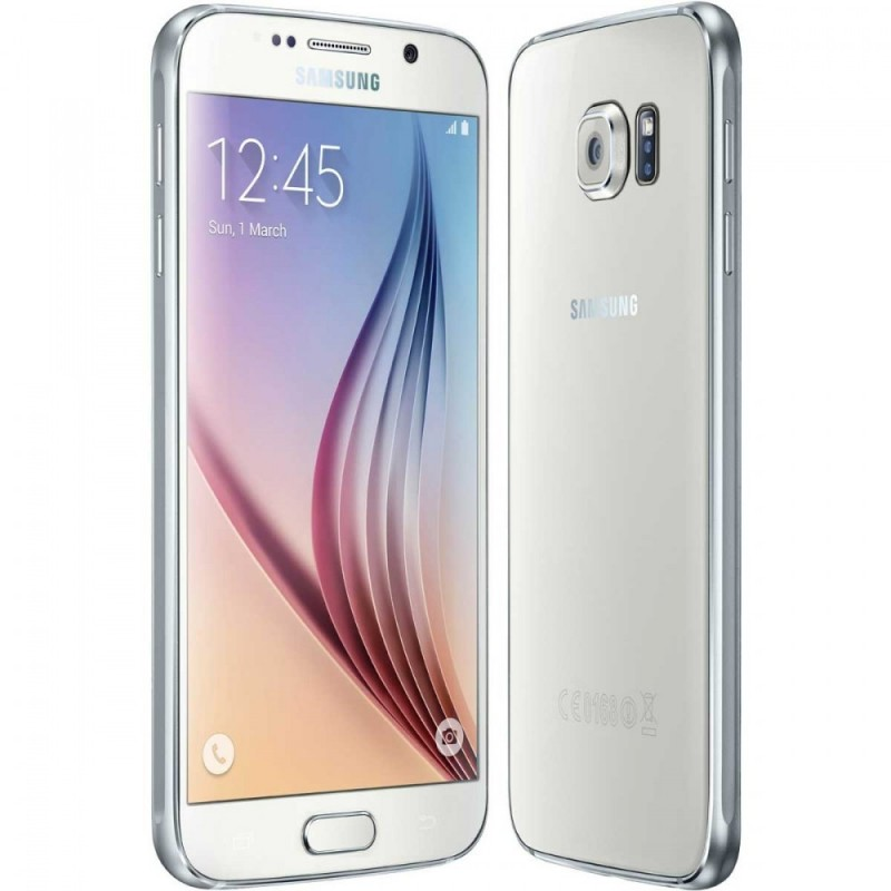SAMSUNG S6 32GB GALAXY EU WHITE