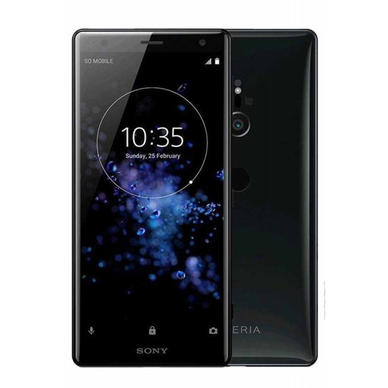 SONY XPERIA XZ2 4G 5.7'' 64GB ANDROID 8.0 TIM BLACK