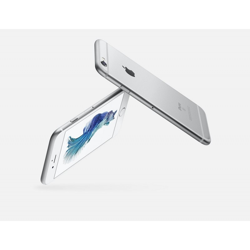 APPLE IPHONE 6S 32GB Silver Ricondizionato Grado A+ Solo Telefono