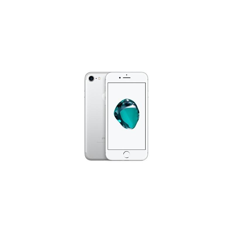 APPLE IPHONE 7 32GB Silver Ricondizionato Grado A+ Solo Telefono
