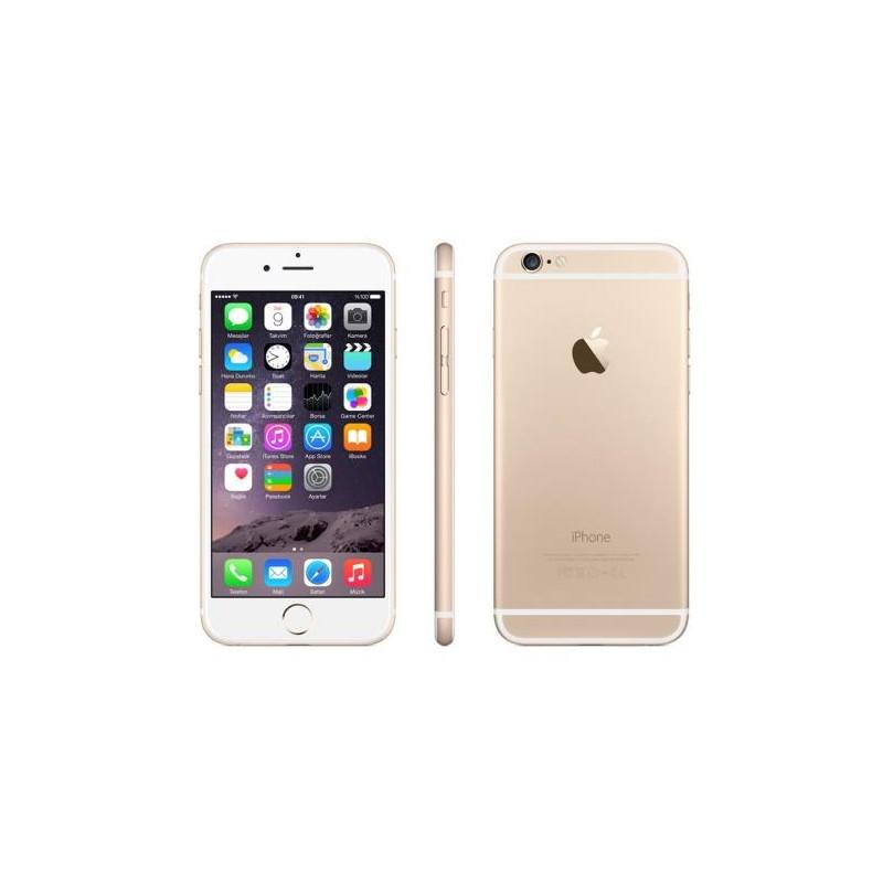 APPLE IPHONE 6 16GB Gold Ricondizionato Grado A+  Solo Telefono