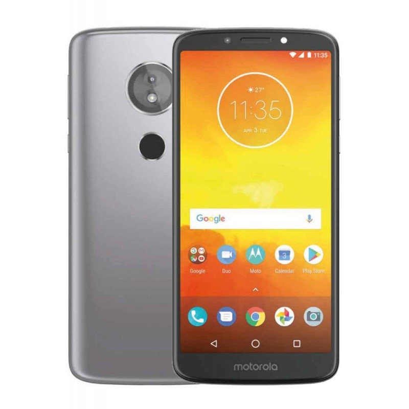 MOTOROLA MOTO E5 IT FLASH GRAY XT1944-2