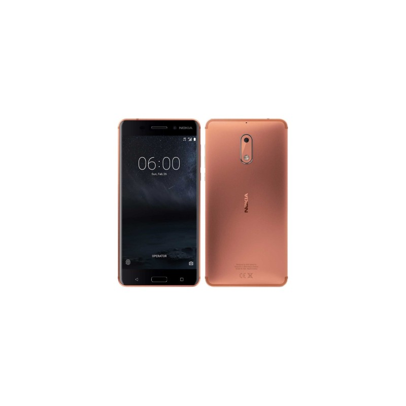 NOKIA 6 DualSim IT Copper,...