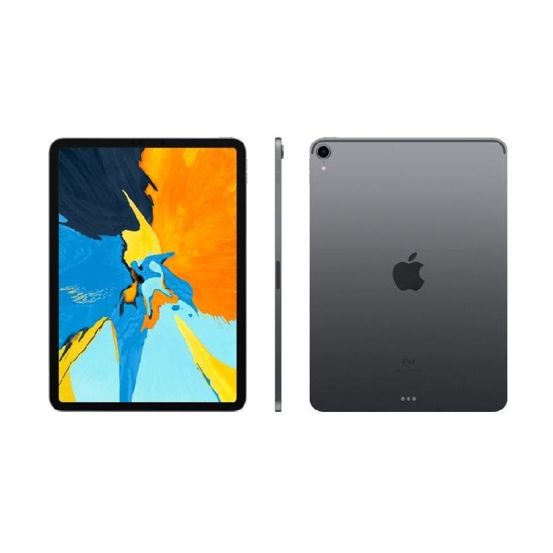 APPLE IPAD Pro 11 256GB WiFi MTXQ2FD/A EU Silver 2018