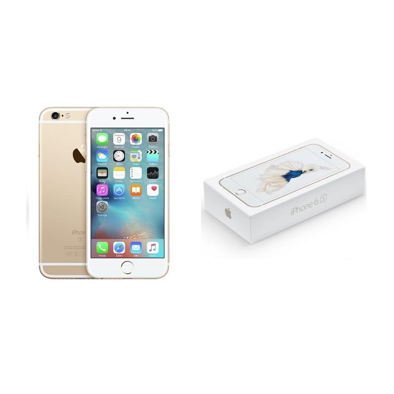 APPLE IPHONE 6S 128GB Gold Ricondizionato Grado AB Con Scatola