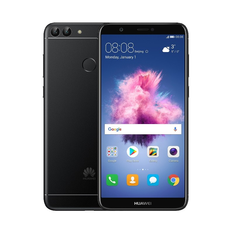 HUAWEI P Smart Plus IT Black DualSim
