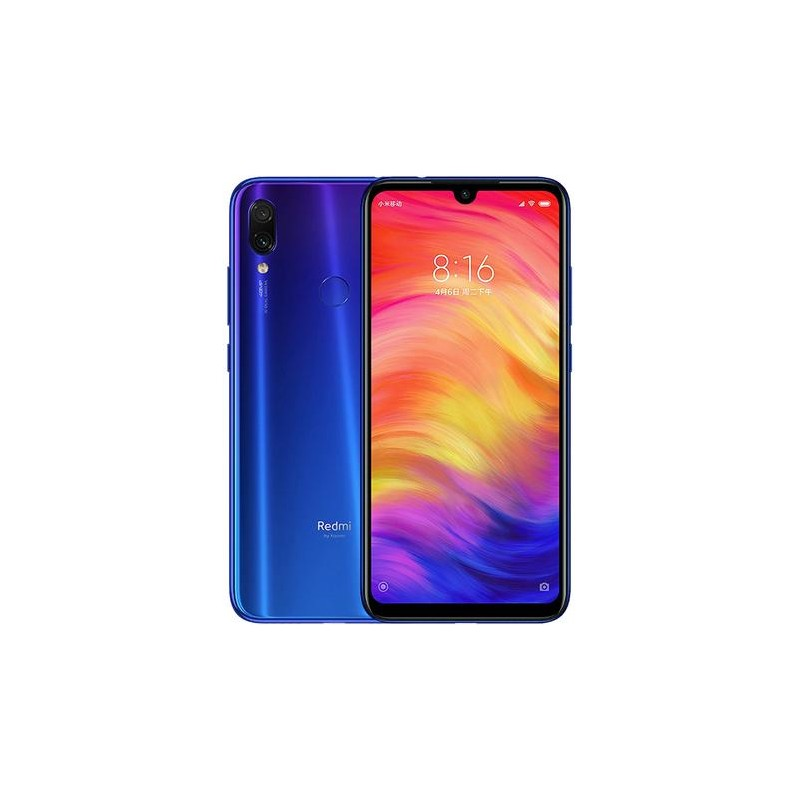 XIAOMI REDMI NOTE 7 4GB/128GB EU Blue