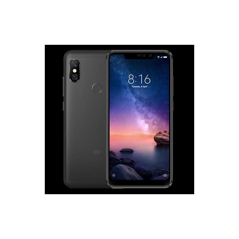 XIAOMI REDMI NOTE 6 PRO 4GB/64GB ITALIA BLACK