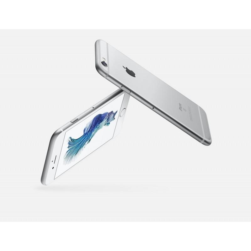 APPLE IPHONE 6S 32GB Silver Ricondizionato Grado AB Solo Telefono