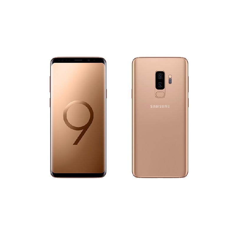SAMSUNG S9+ 64GB TIM Gold