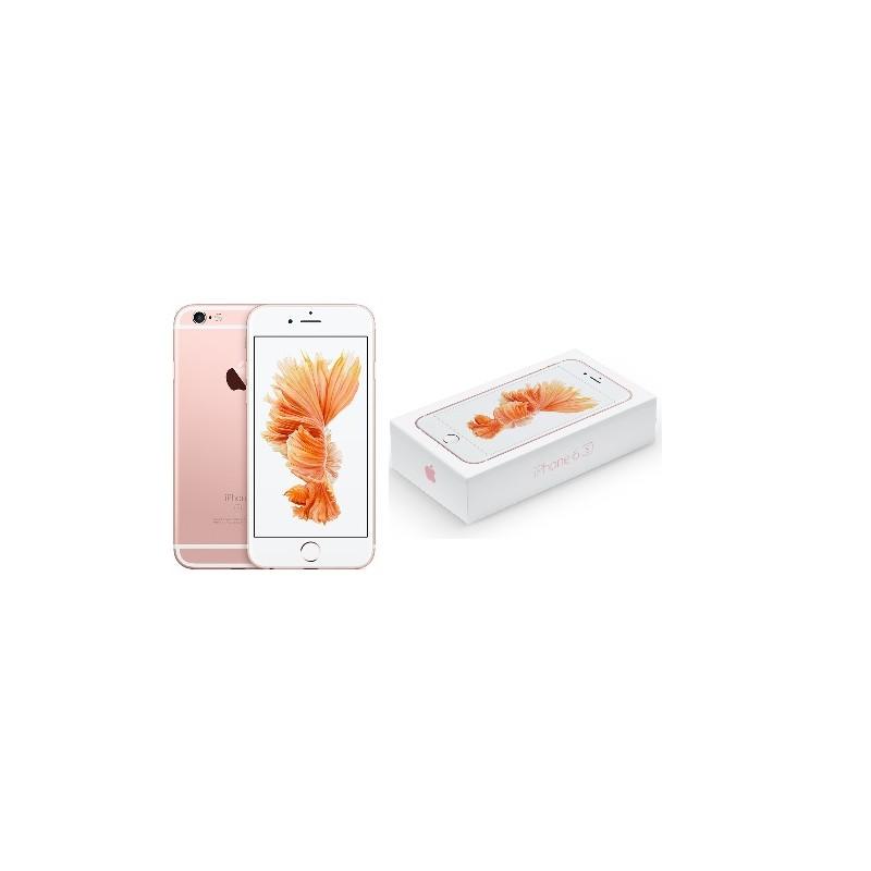 APPLE IPHONE 6S 16GB Rose Ricondizionato Grado A+ Con Scatola
