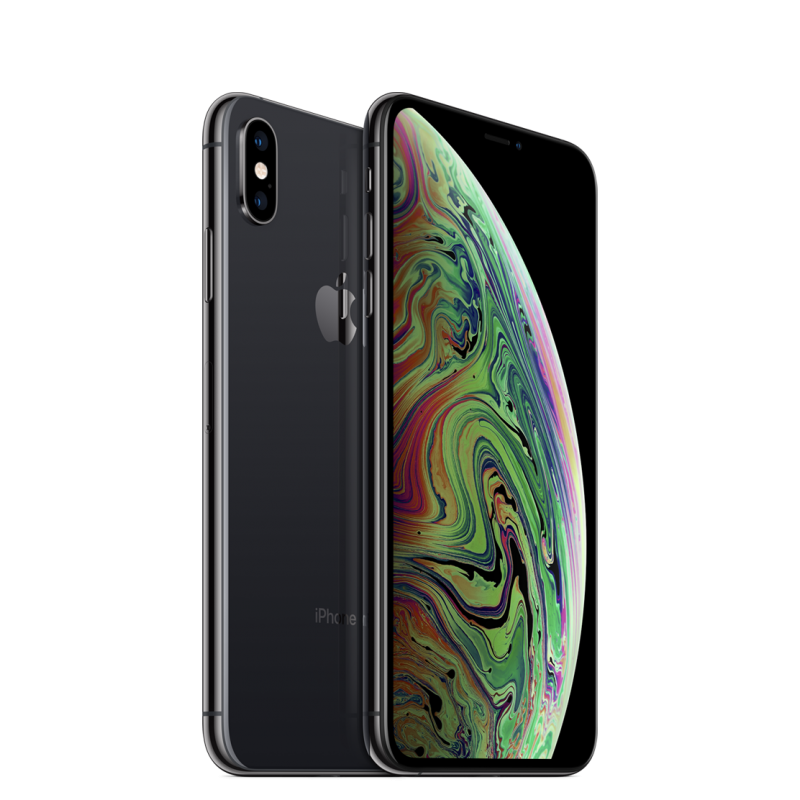 APPLE IPHONE XS MAX 64GB UK DUALSIM SPACE GRAY