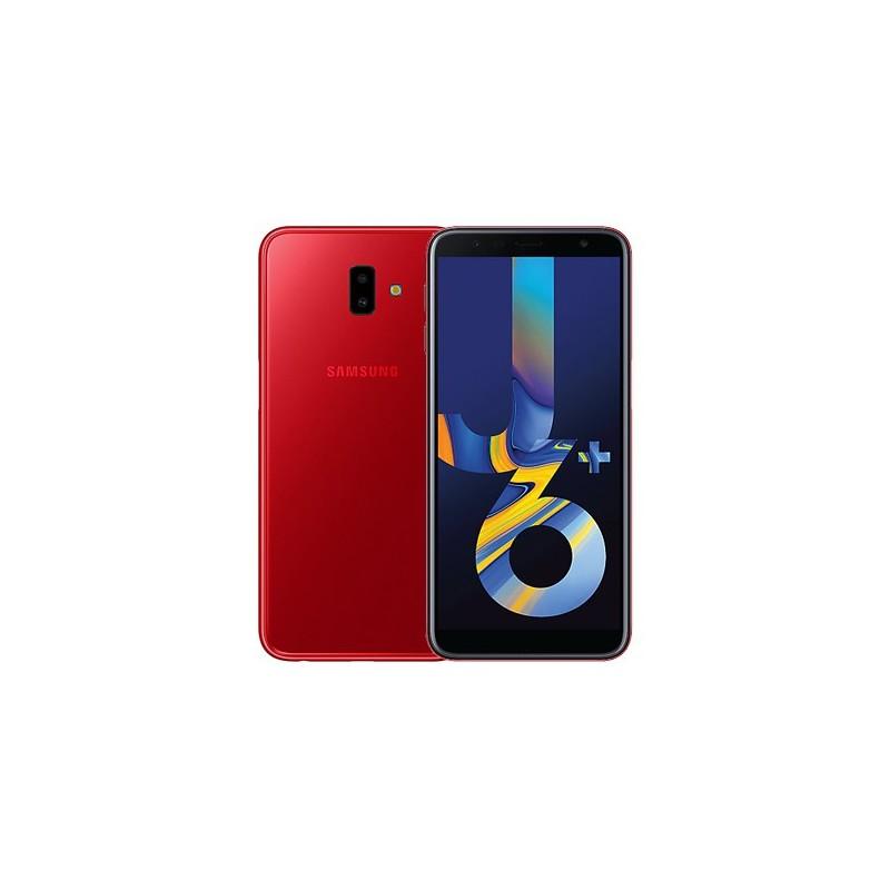 SAMSUNG J6+ EU 4G DualSim Red