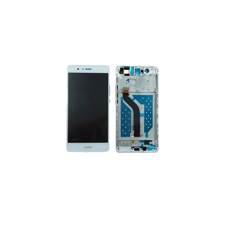 HUAWEI DISPLAY P9 lite white completo di touch+frame
