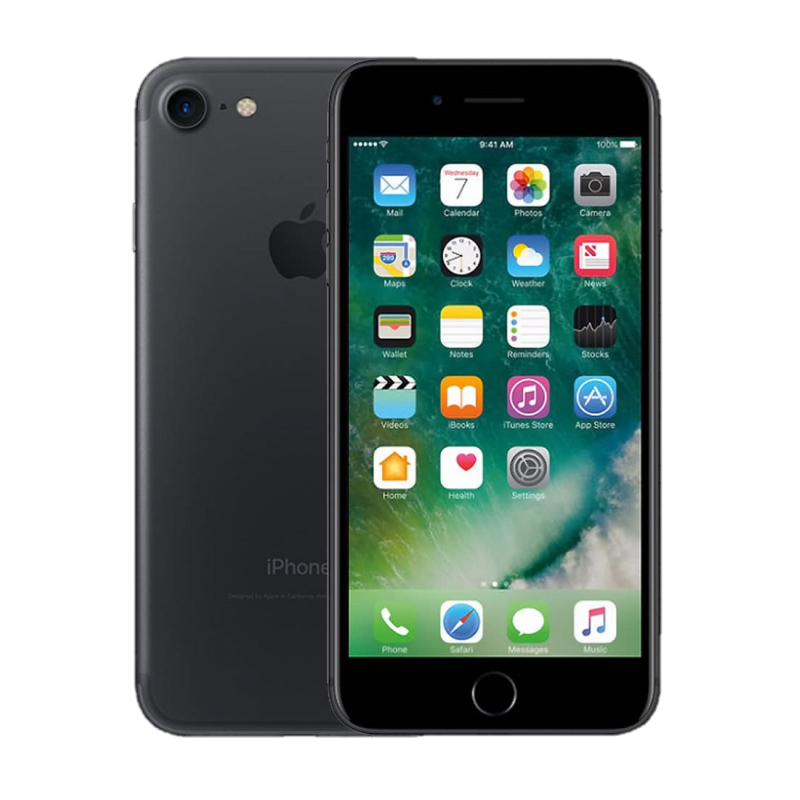 APPLE IPHONE 7 256GB ITALIA JET NERO