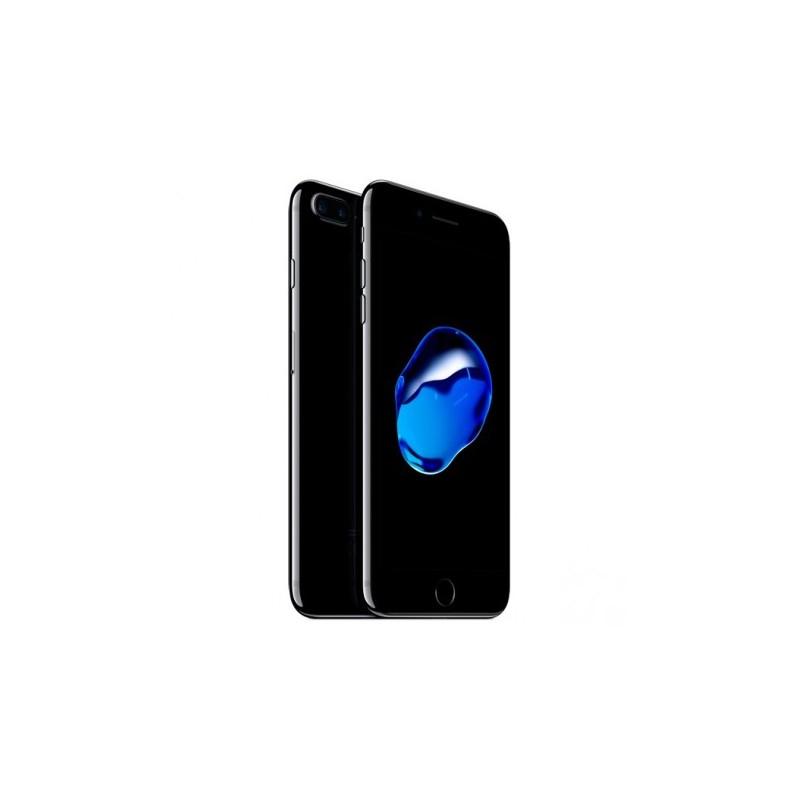 APPLE IPHONE 7 PLUS 128GB JetBlack Ricondizionato Grado A+ Con Scatola (Cuffie Jack 3,5)
