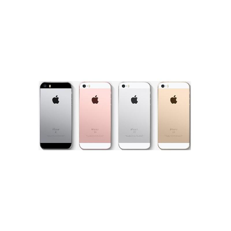 APPLE BackCover Iphone SE in metallo Gray Full Flet