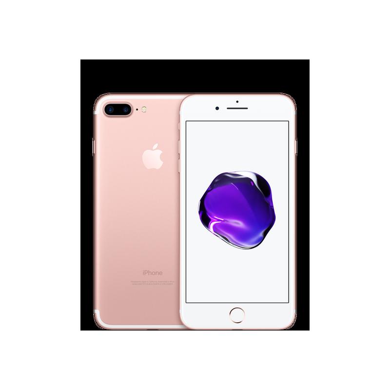 APPLE IPHONE 7 PLUS 32GB RoseGold Ricondizionato Grado A+ Solo Telefono