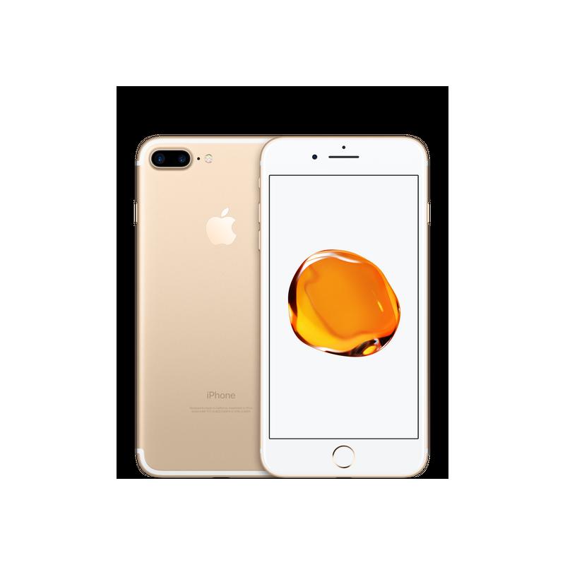 APPLE IPHONE 7 PLUS 32GB Gold Ricondizionato Grado A+ Solo Telefono